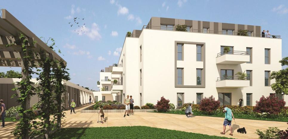Rebond des constructions de logements neufs